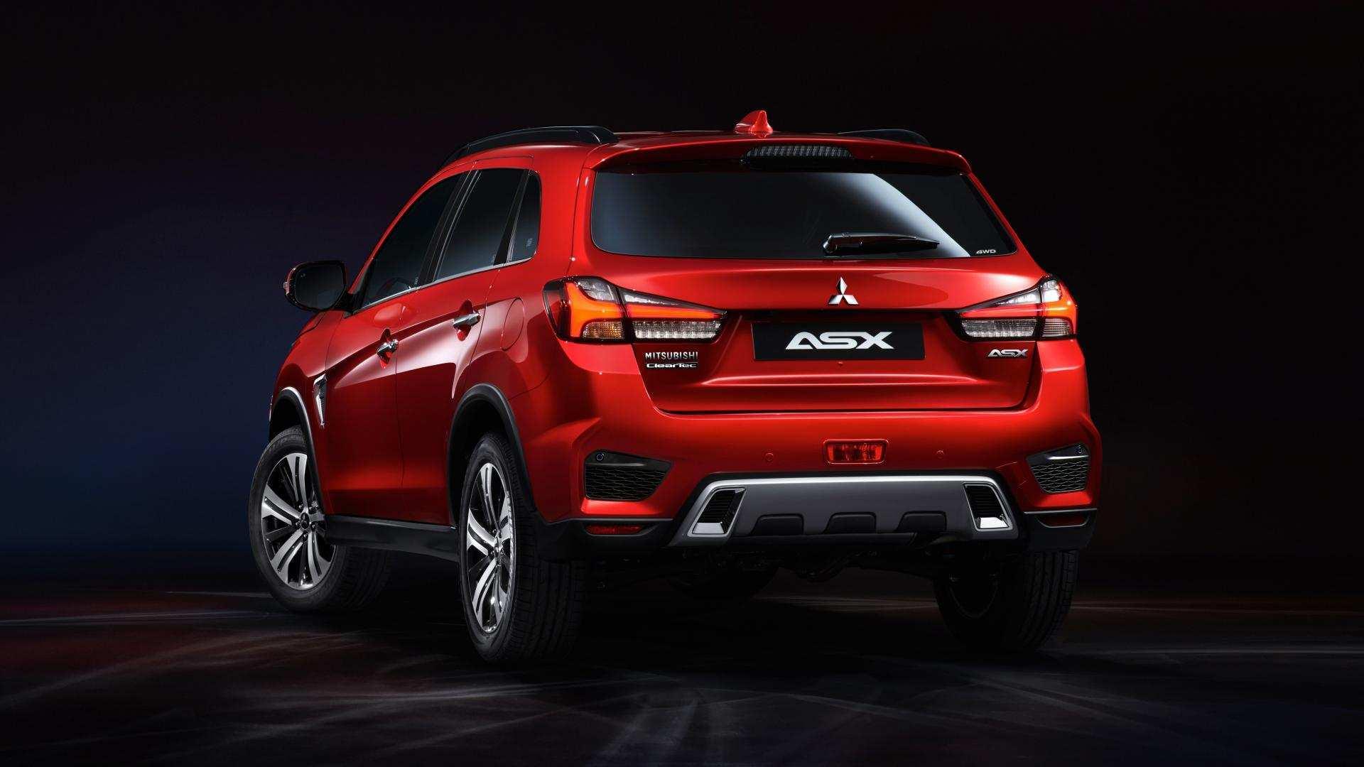42 Concept of Mitsubishi Asx 2020 Uscita History for Mitsubishi Asx 2020 Uscita