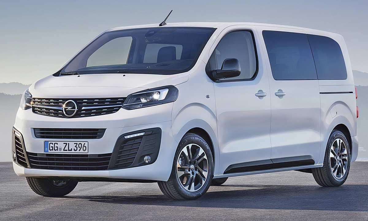 42 Concept of Neuer Opel Vivaro 2020 Rumors for Neuer Opel Vivaro 2020
