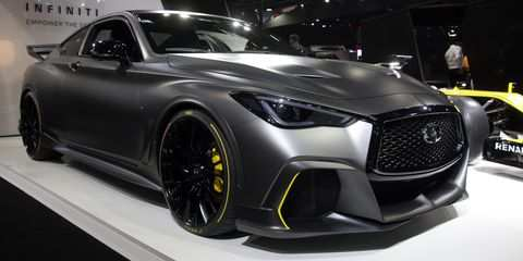 42 Gallery of 2020 Infiniti Q60 Project Black S Spesification by 2020 Infiniti Q60 Project Black S