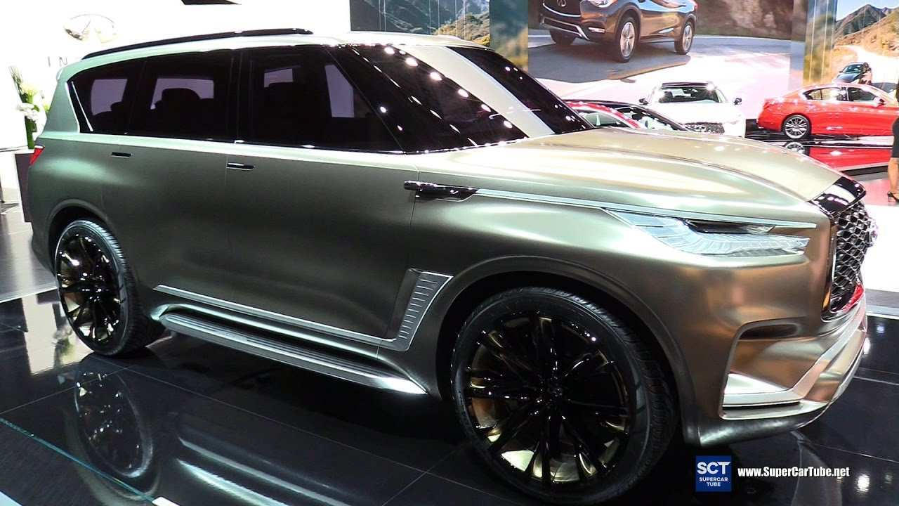 42 Gallery of 2020 Infiniti Qx80 Concept Concept with 2020 Infiniti Qx80 Concept