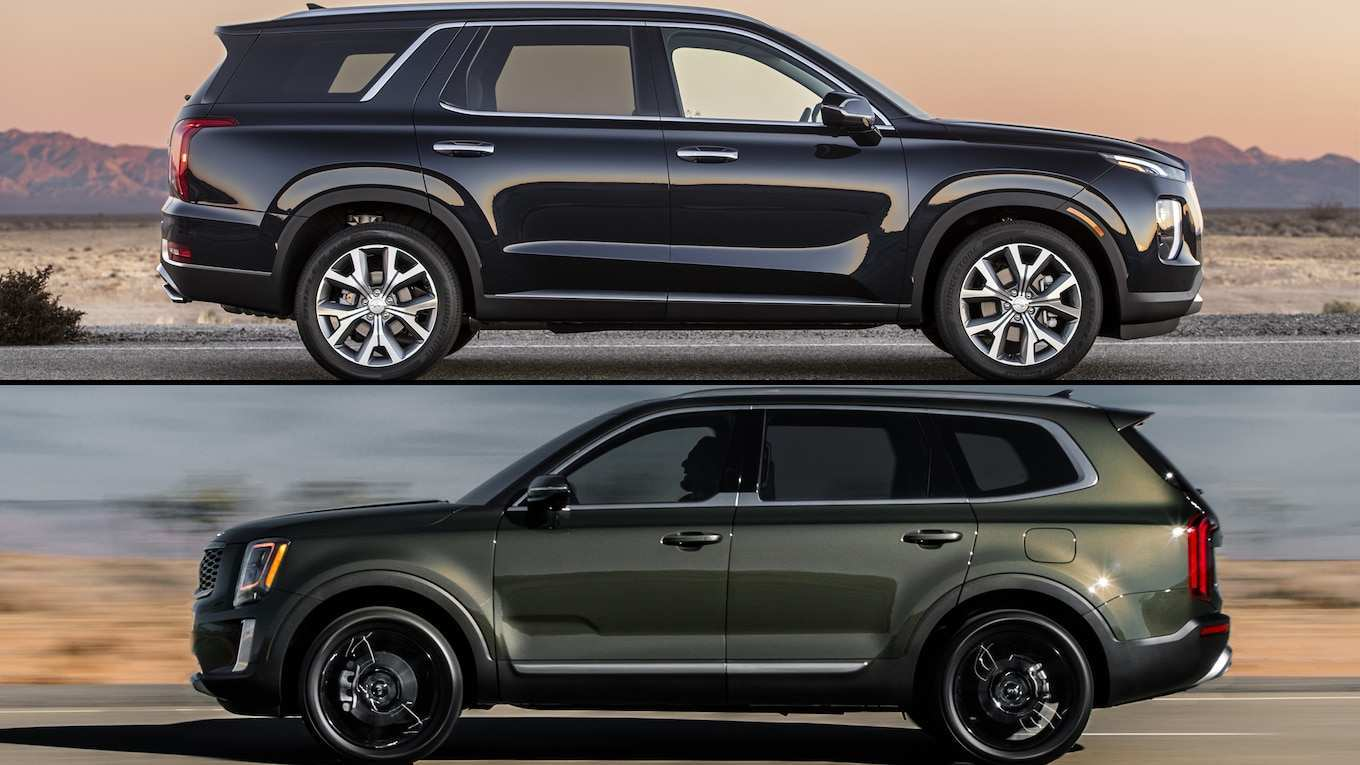 42 Gallery of 2020 Kia Telluride Vs Honda Pilot Review by 2020 Kia Telluride Vs Honda Pilot
