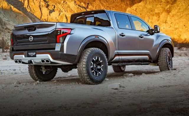 42 Gallery of 2020 Nissan Titan Warrior Price Research New with 2020 Nissan Titan Warrior Price