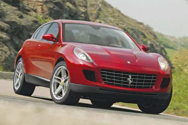 42 Gallery of Ferrari Suv 2020 Configurations with Ferrari Suv 2020