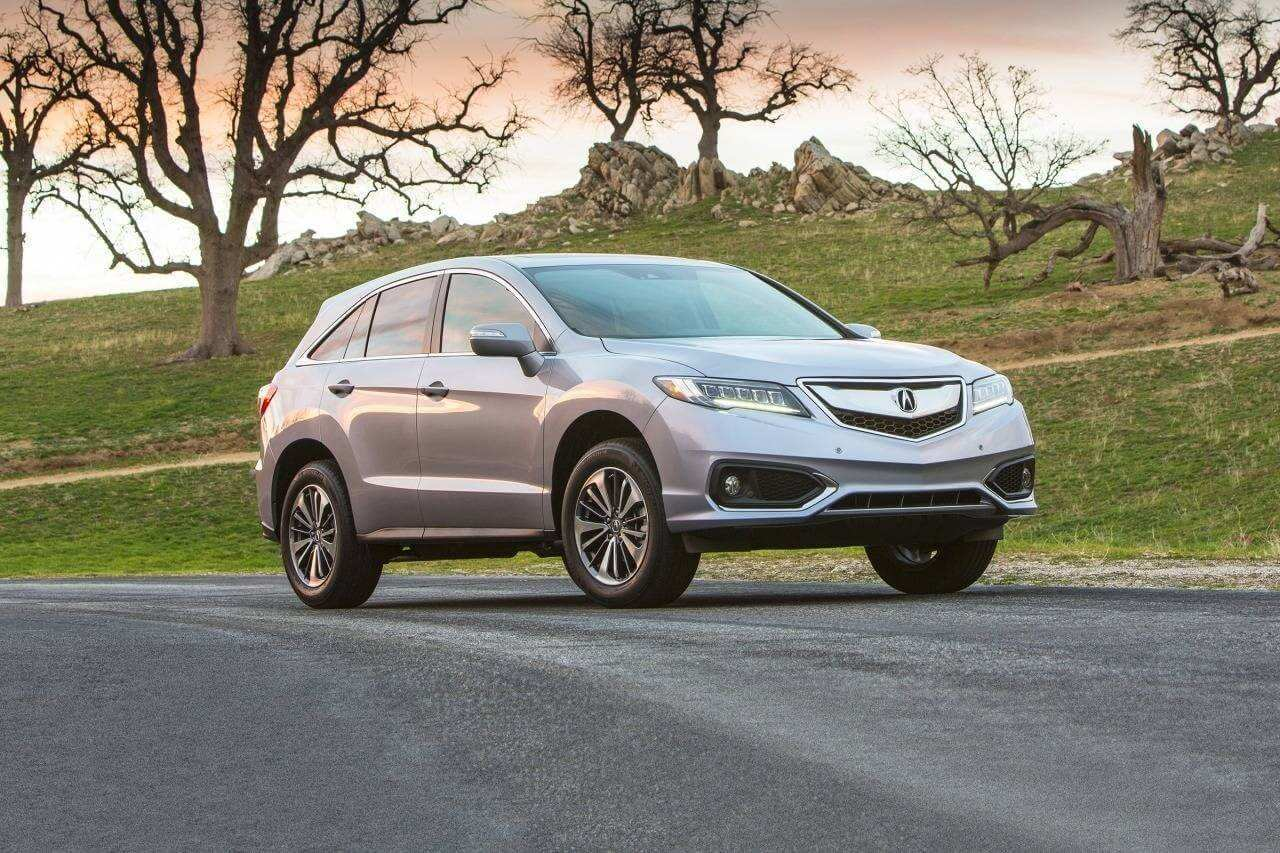 42 Great 2020 Acura Rdx Changes Performance by 2020 Acura Rdx Changes