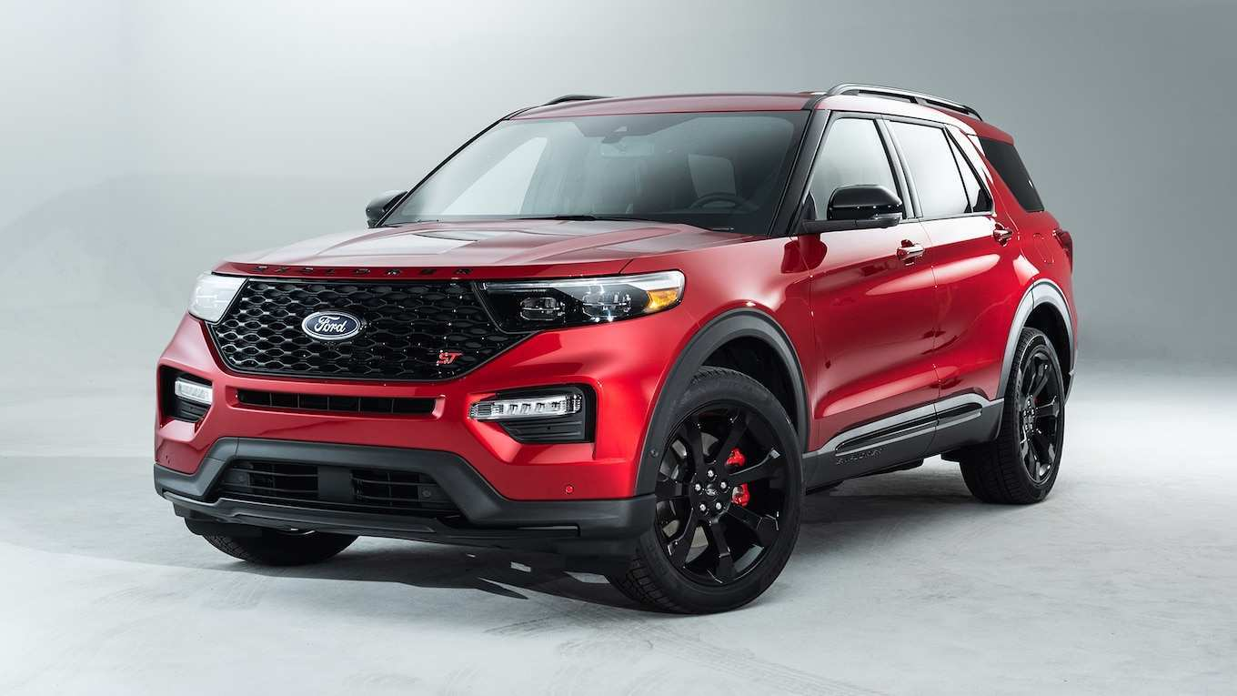 42 Great 2020 Ford Explorer Build And Price Price and Review by 2020 Ford Explorer Build And Price