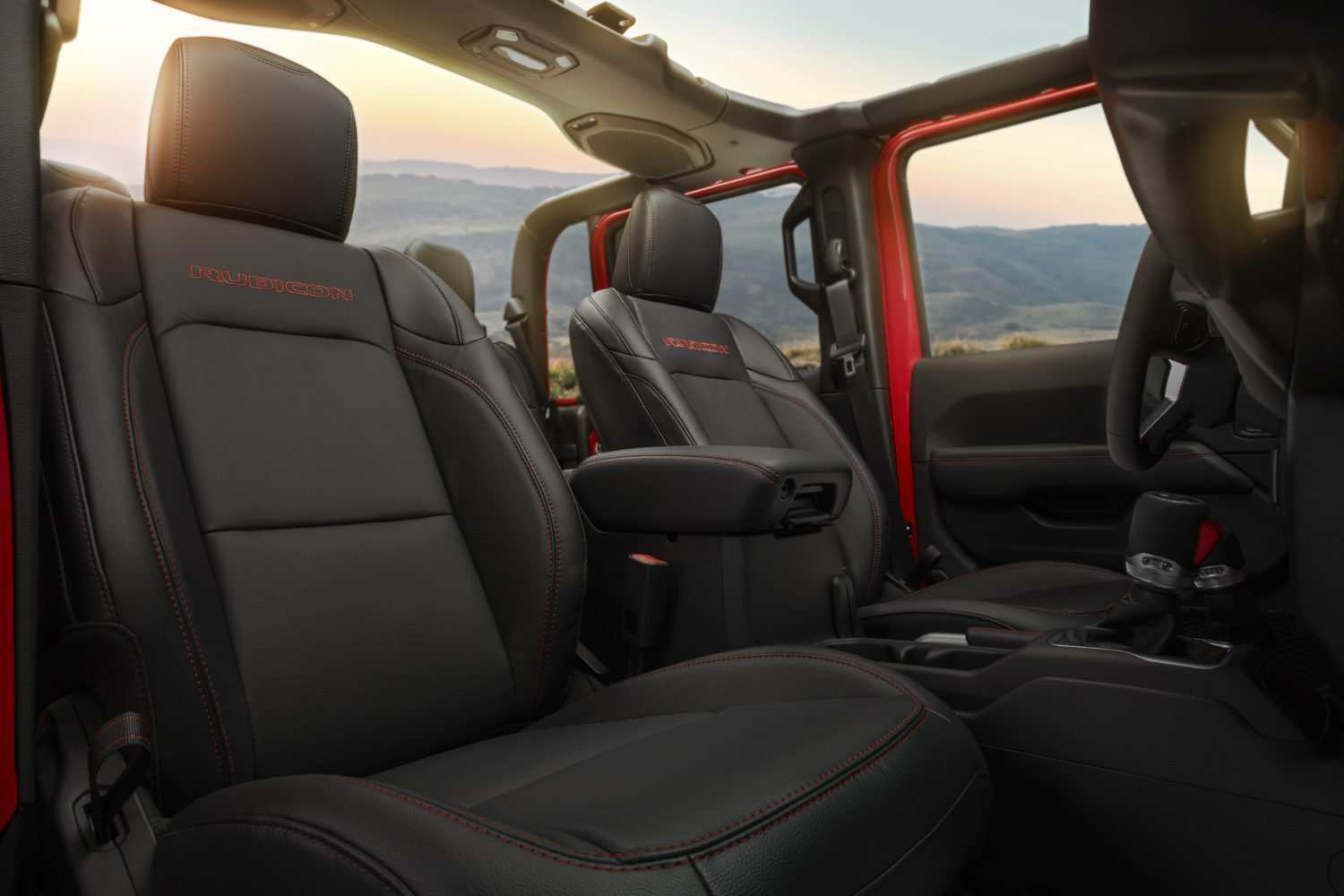 42 Great 2020 Jeep Gladiator Interior Images for 2020 Jeep Gladiator Interior
