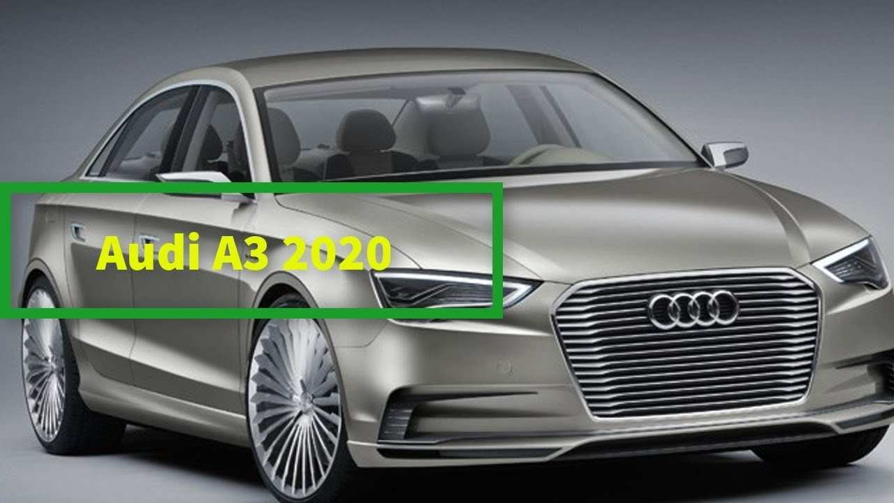 42 Great Audi A3 2020 Youtube Research New by Audi A3 2020 Youtube