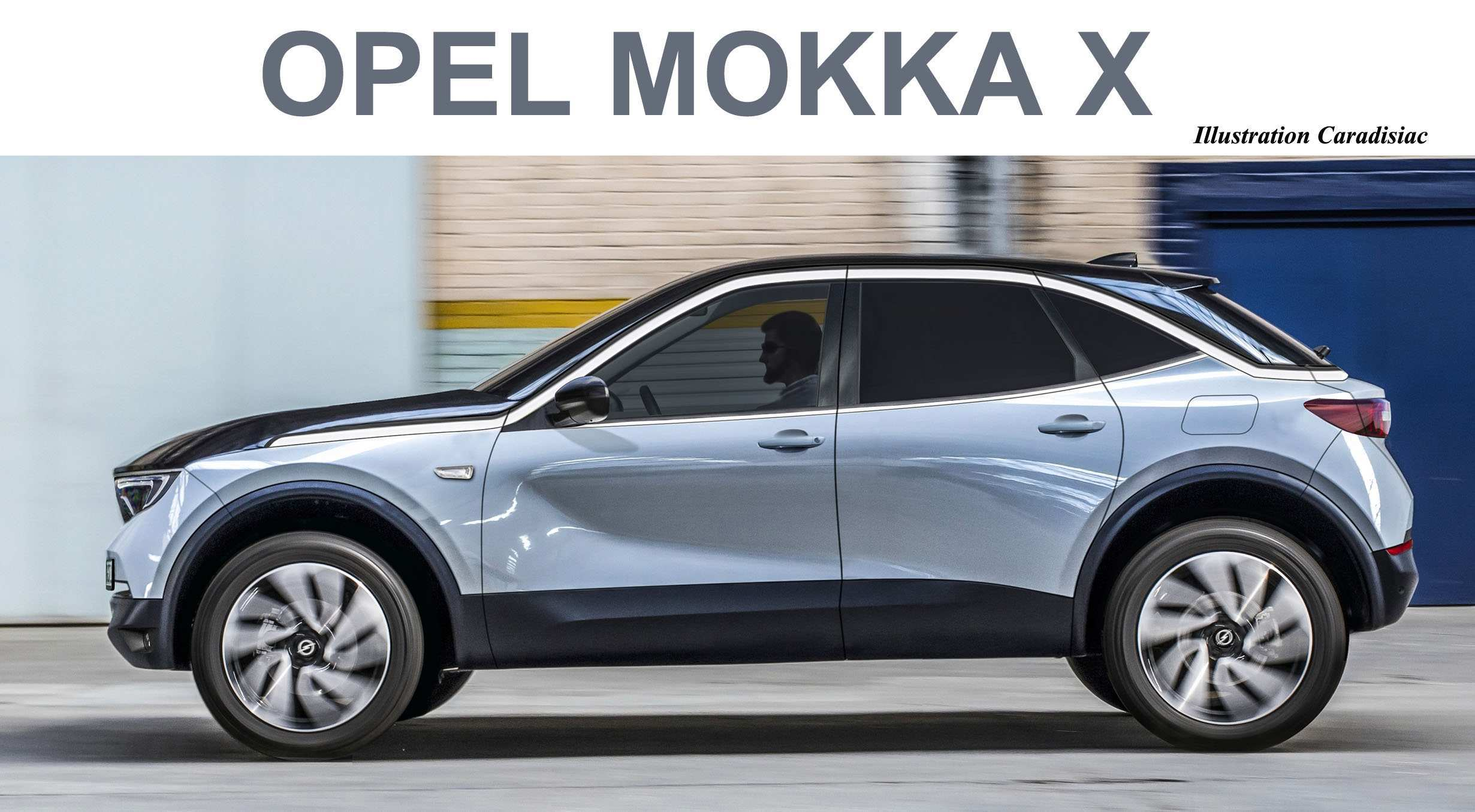 42 Great Nuova Opel Mokka X 2020 Spy Shoot by Nuova Opel Mokka X 2020