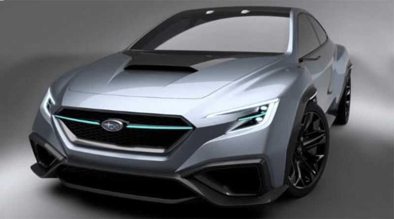 42 Great Subaru Concept 2020 Redesign and Concept with Subaru Concept 2020