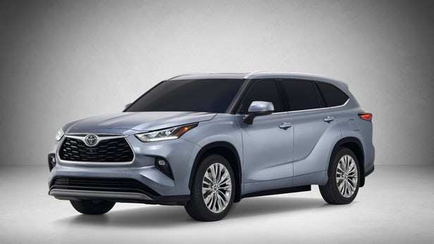 42 Great Toyota Kluger 2020 Price and Review for Toyota Kluger 2020
