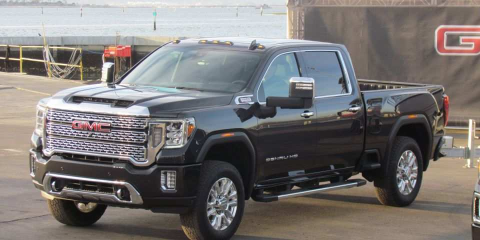 42 New 2020 Gmc 2500 Gas Redesign by 2020 Gmc 2500 Gas