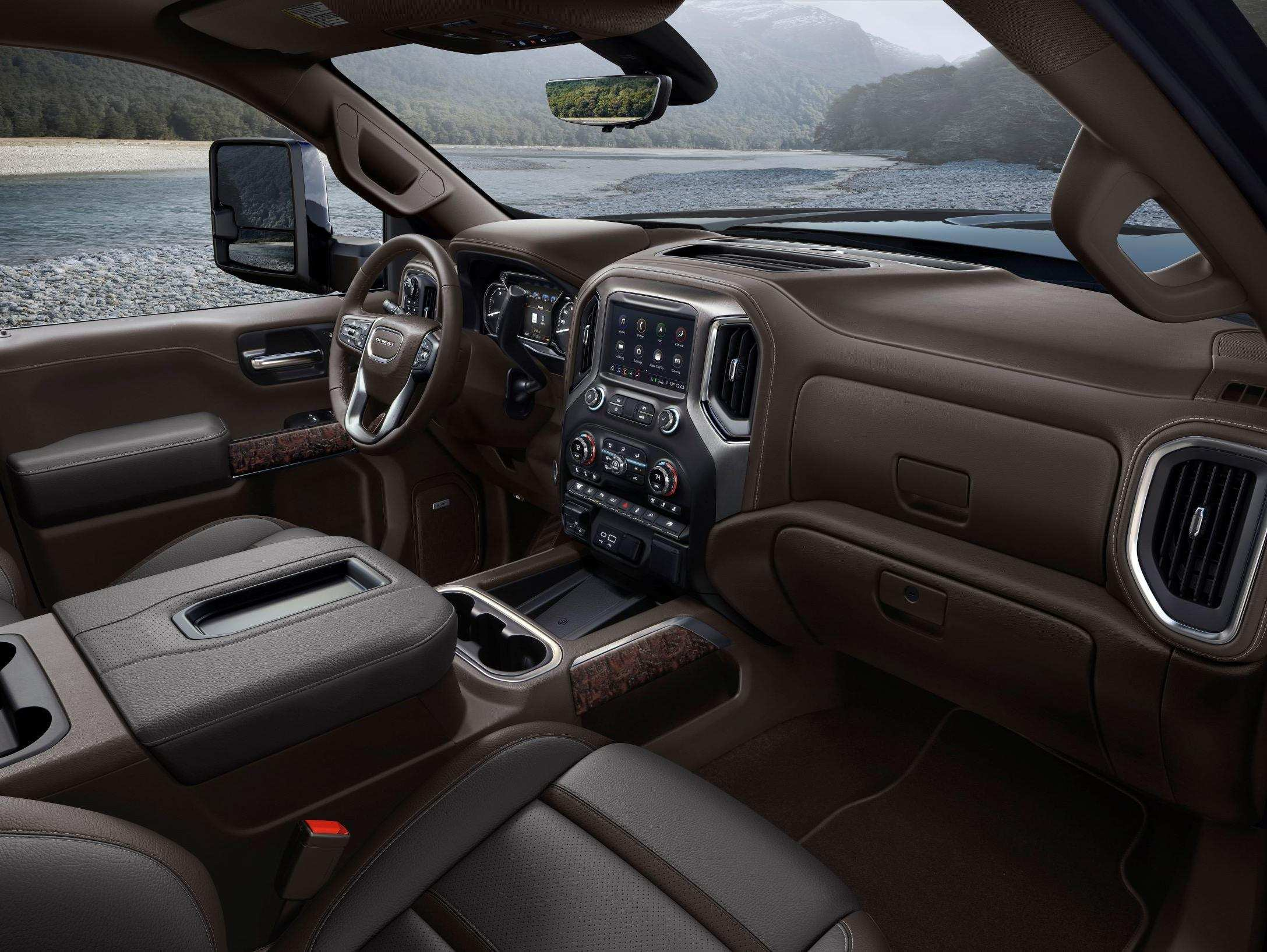42 New 2020 Gmc Sierra Hd Interior Style by 2020 Gmc Sierra Hd Interior