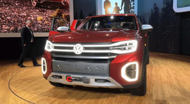 42 New 2020 Volkswagen Atlas Release Date Concept by 2020 Volkswagen Atlas Release Date
