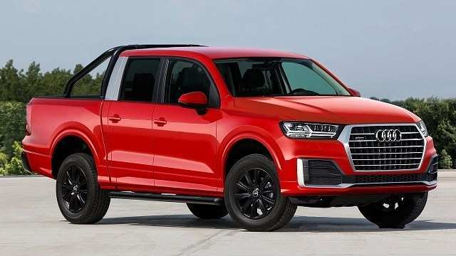 42 New Audi Truck 2020 Rumors with Audi Truck 2020