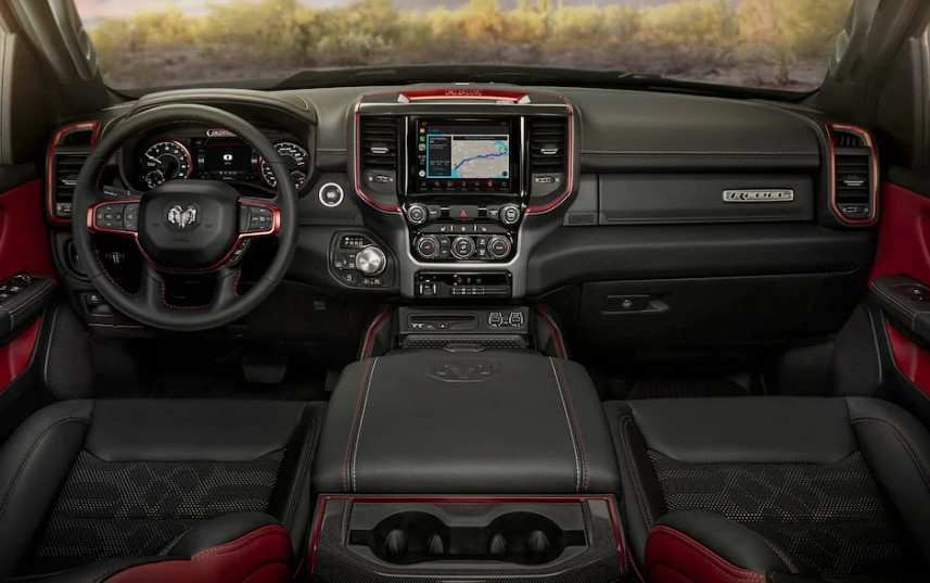 42 New Dodge Ram 2020 Interior Pricing with Dodge Ram 2020 Interior