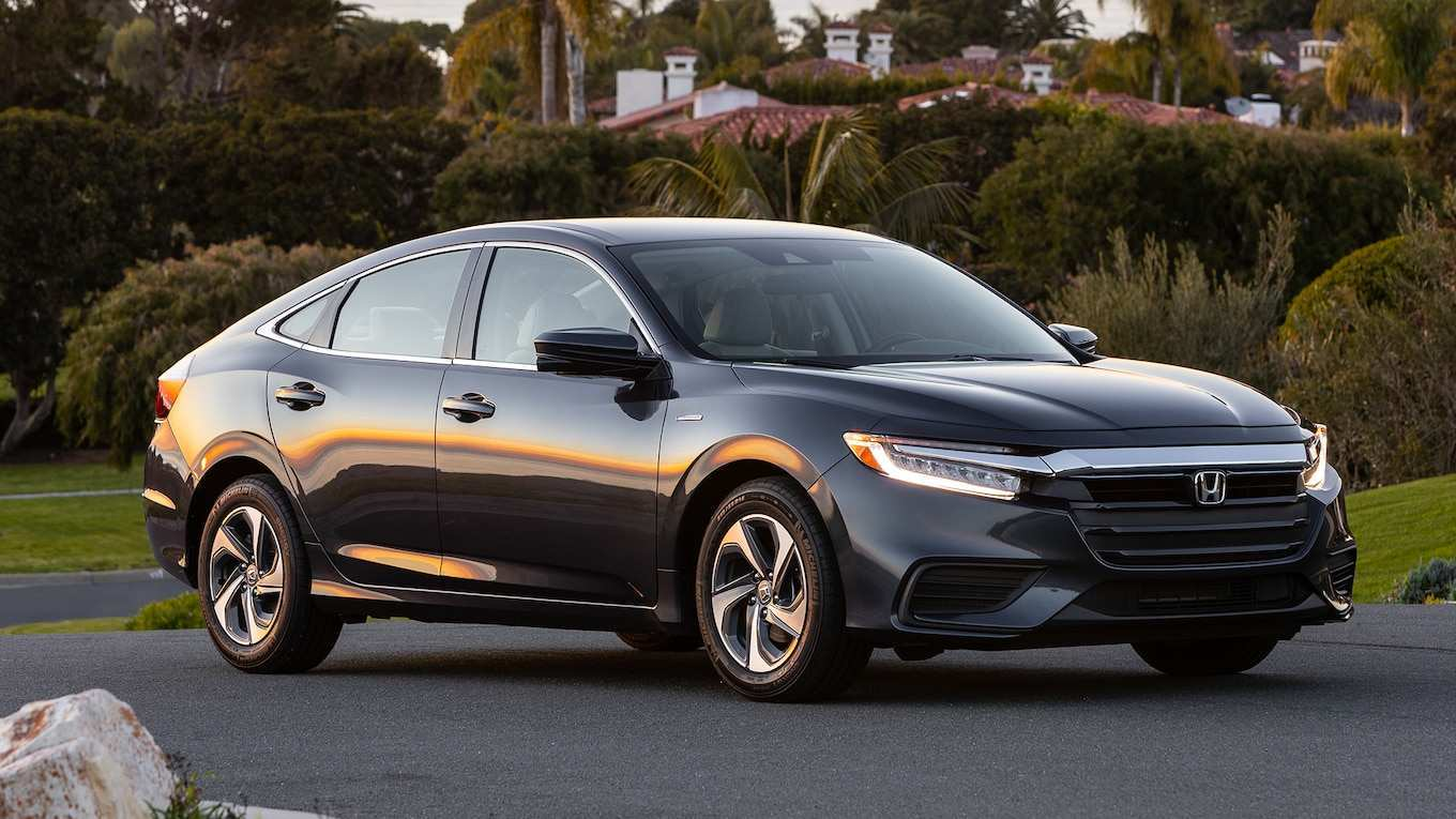 42 New Honda Insight Hatchback 2020 Spy Shoot with Honda Insight Hatchback 2020
