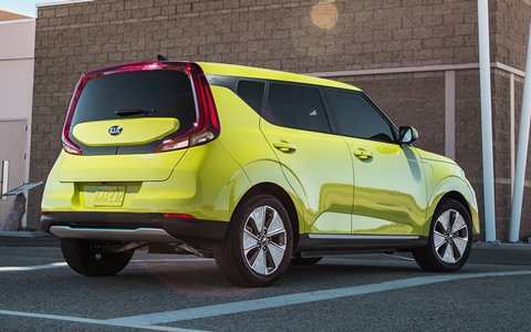 42 New Kia Electric Suv 2020 Price by Kia Electric Suv 2020