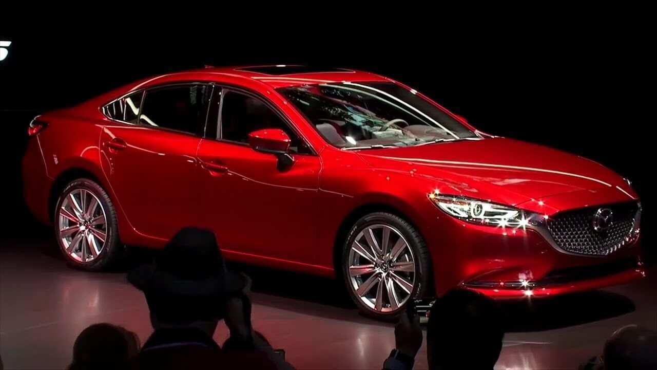 42 New Mazda Sedan 2020 Redesign and Concept for Mazda Sedan 2020