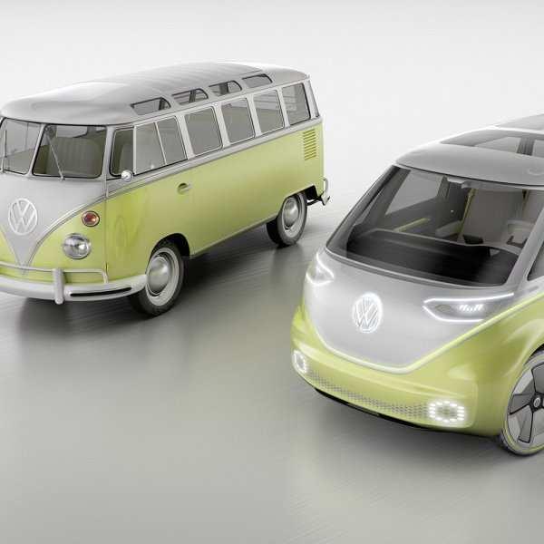 42 New Volkswagen Minibus 2020 Review with Volkswagen Minibus 2020