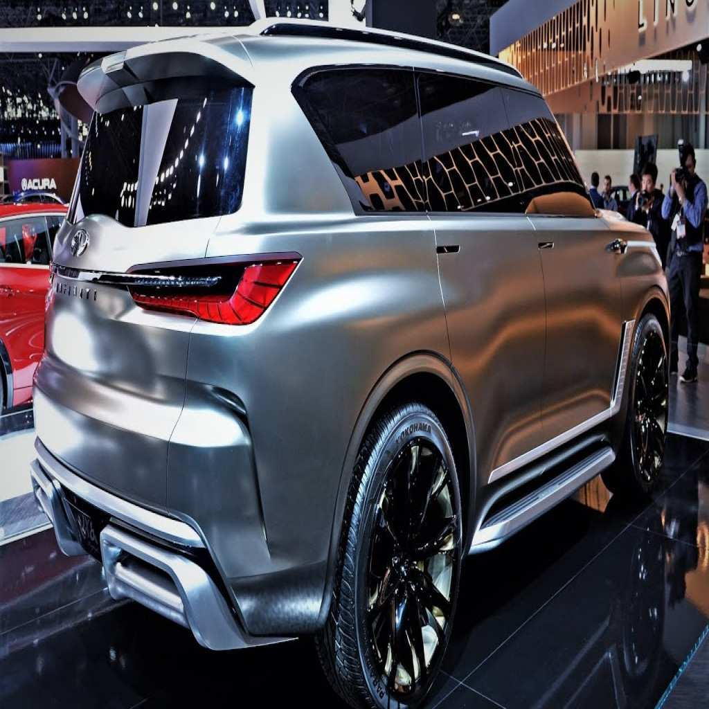 42 The 2020 Infiniti Qx80 Monograph Release Date Performance and New Engine for 2020 Infiniti Qx80 Monograph Release Date