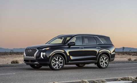 42 The Cost Of 2020 Hyundai Palisade Price and Review by Cost Of 2020 Hyundai Palisade