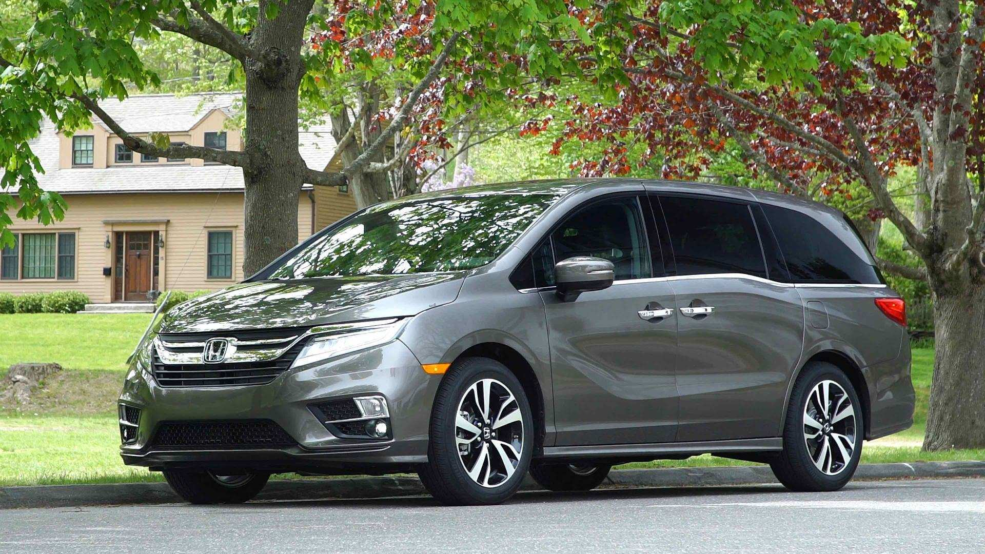 42 The Honda Odyssey 2020 Awd Speed Test for Honda Odyssey 2020 Awd