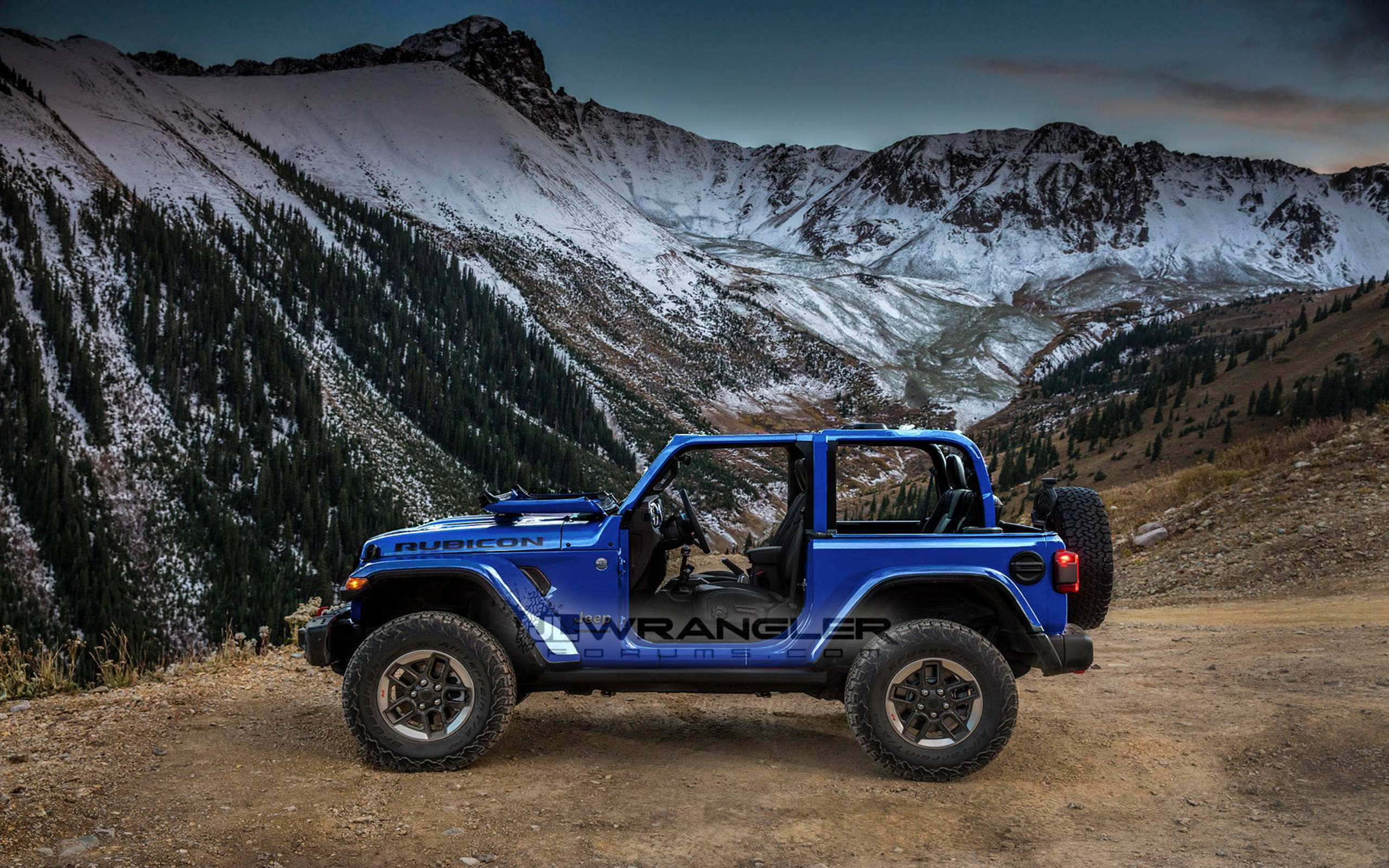 42 The Jeep Jl Colors 2020 New Review with Jeep Jl Colors 2020