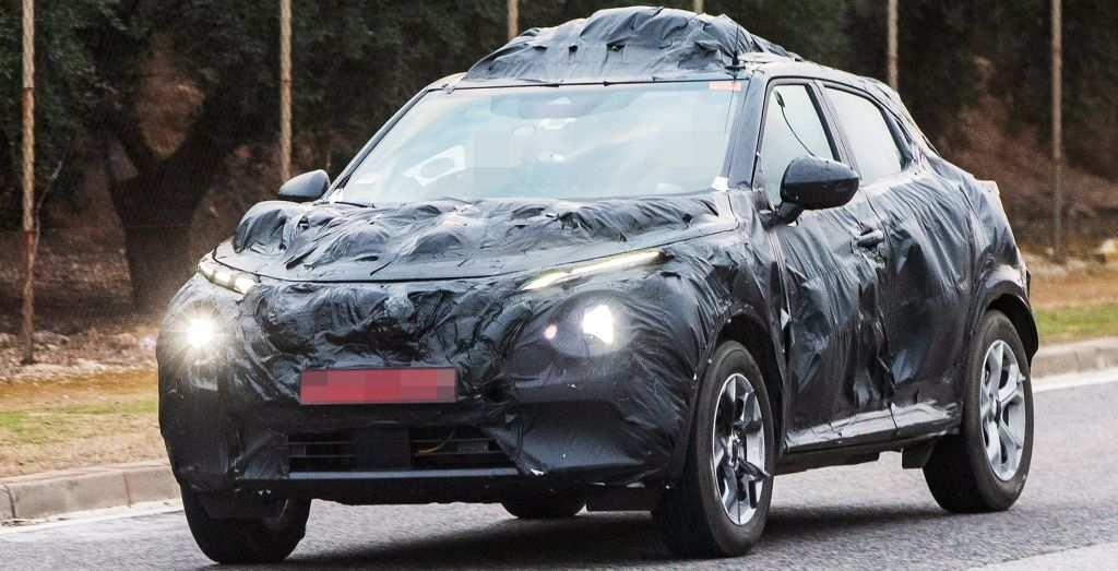 42 The Nissan Juke 2020 Spy Shots First Drive with Nissan Juke 2020 Spy Shots