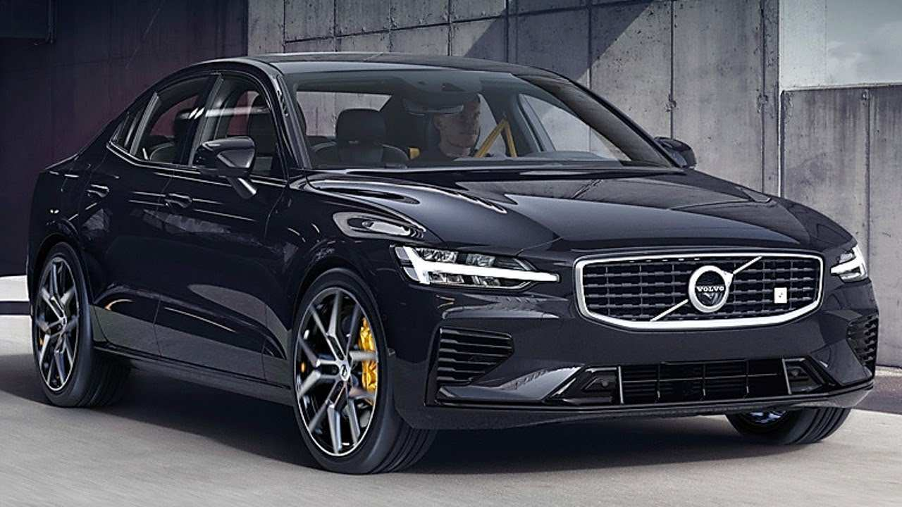 42 The Volvo V60 Laddhybrid 2020 Exterior and Interior with Volvo V60 Laddhybrid 2020