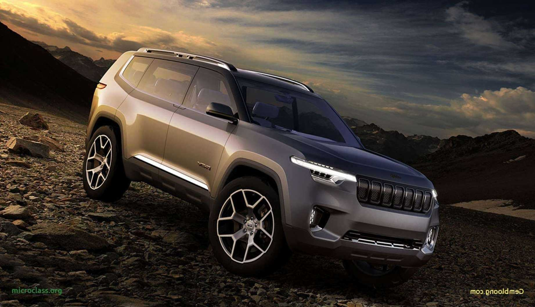 43 All New Jeep Cherokee 2020 Interior with Jeep Cherokee 2020