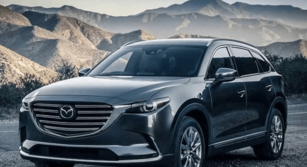 43 All New Mazda Cx 9 2020 Release Date Price and Review by Mazda Cx 9 2020 Release Date