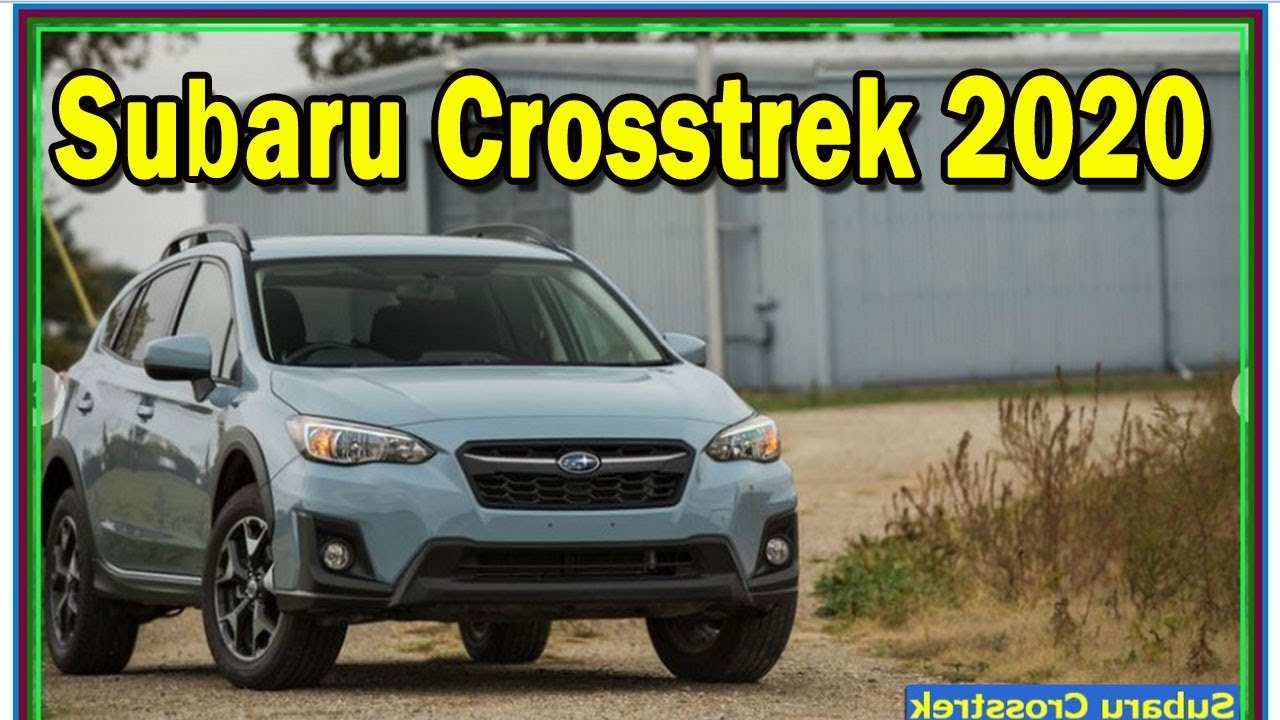 43 All New Subaru Crosstrek 2020 Canada Prices by Subaru Crosstrek 2020 Canada