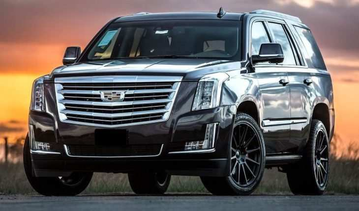 43 Best Review 2020 Cadillac Escalade Hybrid Model for 2020 Cadillac Escalade Hybrid