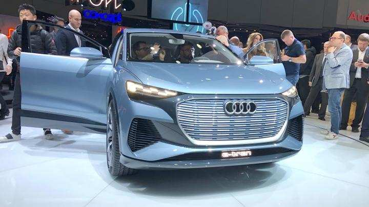 43 Best Review Audi New Electric Car 2020 Spesification for Audi New Electric Car 2020