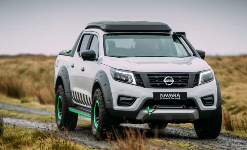 43 Best Review Nissan Frontier 2020 Interior First Drive with Nissan Frontier 2020 Interior