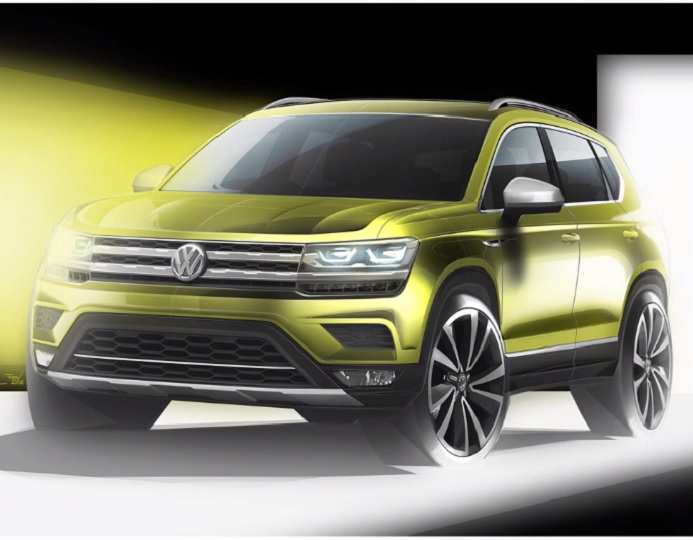 43 Best Review Volkswagen New Models 2020 Exterior and Interior with Volkswagen New Models 2020