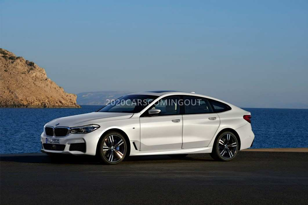 43 Concept of BMW Gt 2020 Redesign with BMW Gt 2020