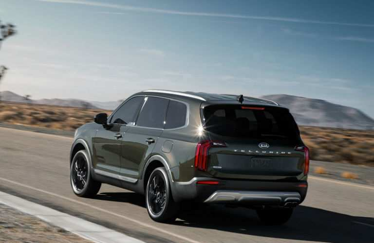 43 Gallery of 2020 Kia Telluride Trim Levels Performance with 2020 Kia Telluride Trim Levels