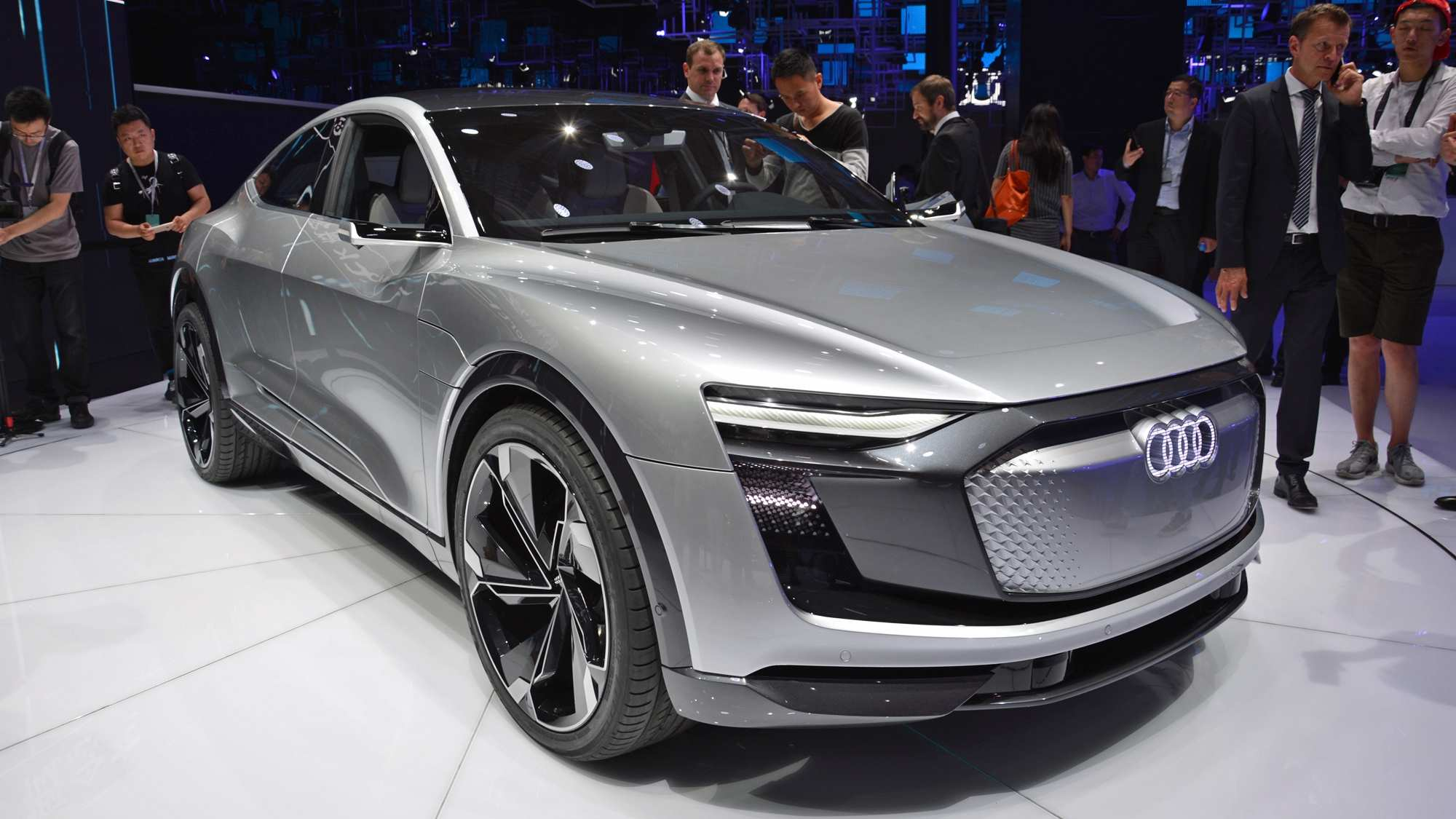 43 Gallery of Audi Electric Cars 2020 Configurations by Audi Electric Cars 2020