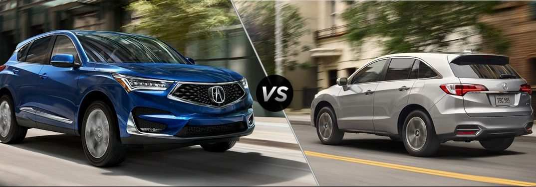 43 Gallery of Difference Between 2019 And 2020 Acura Rdx Rumors for Difference Between 2019 And 2020 Acura Rdx