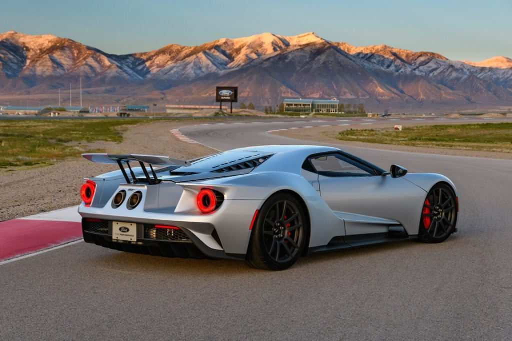 43 Gallery of Ford Gt 2020 Configurations with Ford Gt 2020
