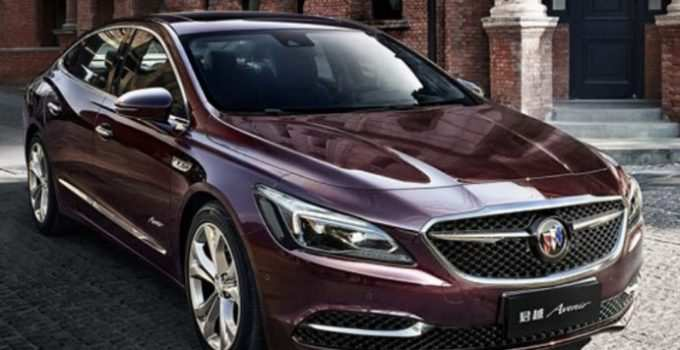 43 Gallery of When Will The 2020 Buick Lacrosse Be Released New Concept by When Will The 2020 Buick Lacrosse Be Released