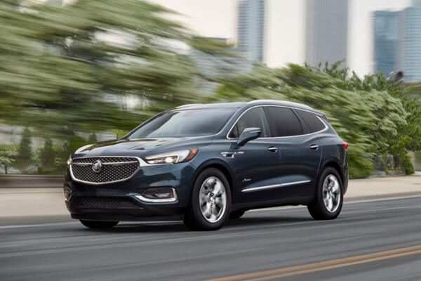 43 Great 2020 Buick Enclave Release Date Spesification with 2020 Buick Enclave Release Date