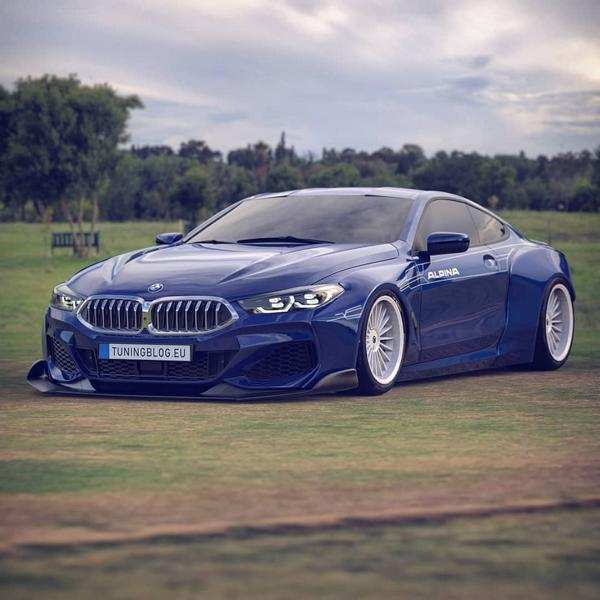 43 Great BMW Alpina B8 2020 New Concept with BMW Alpina B8 2020