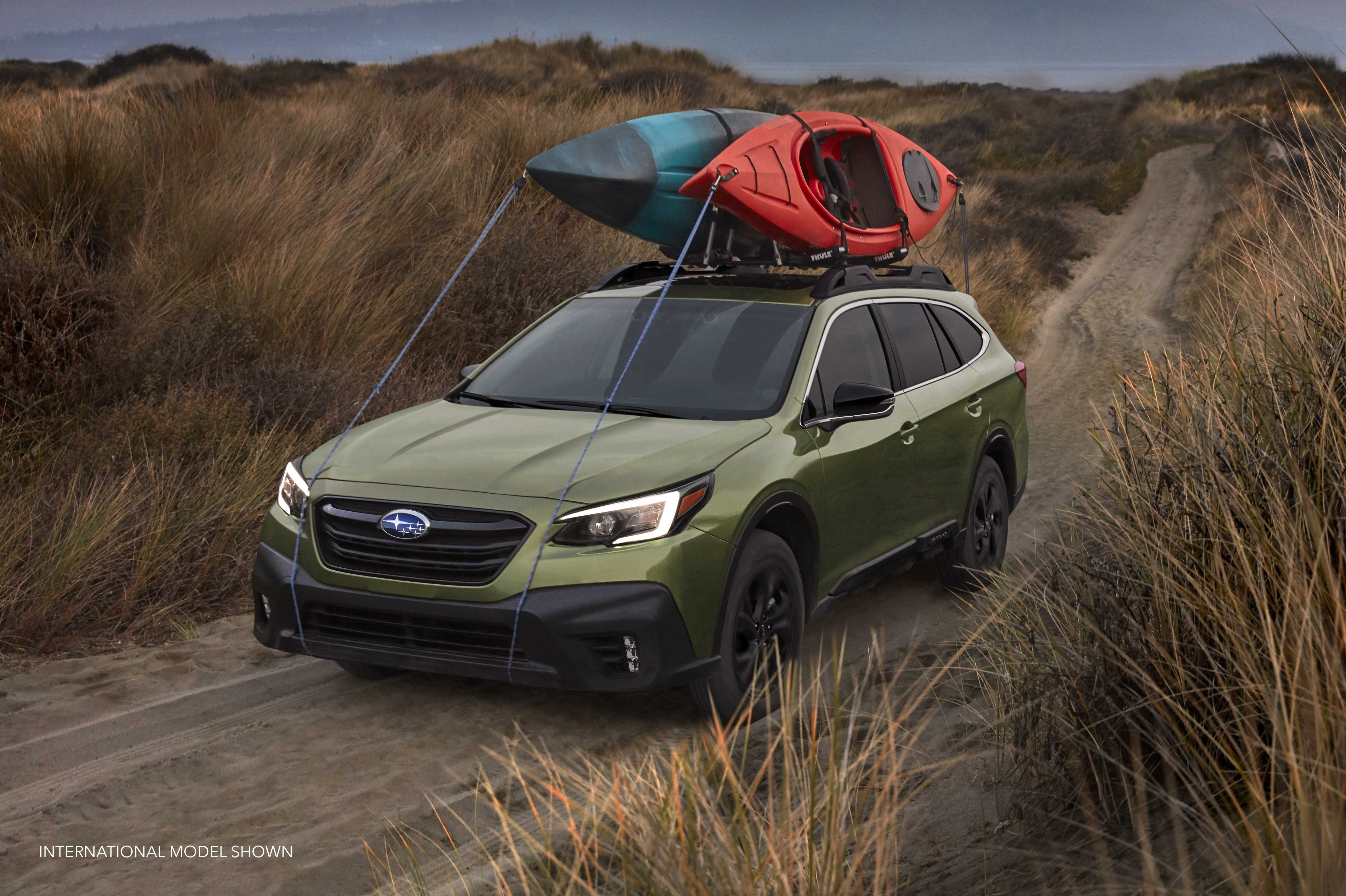 43 Great Subaru Outback 2020 Style with Subaru Outback 2020