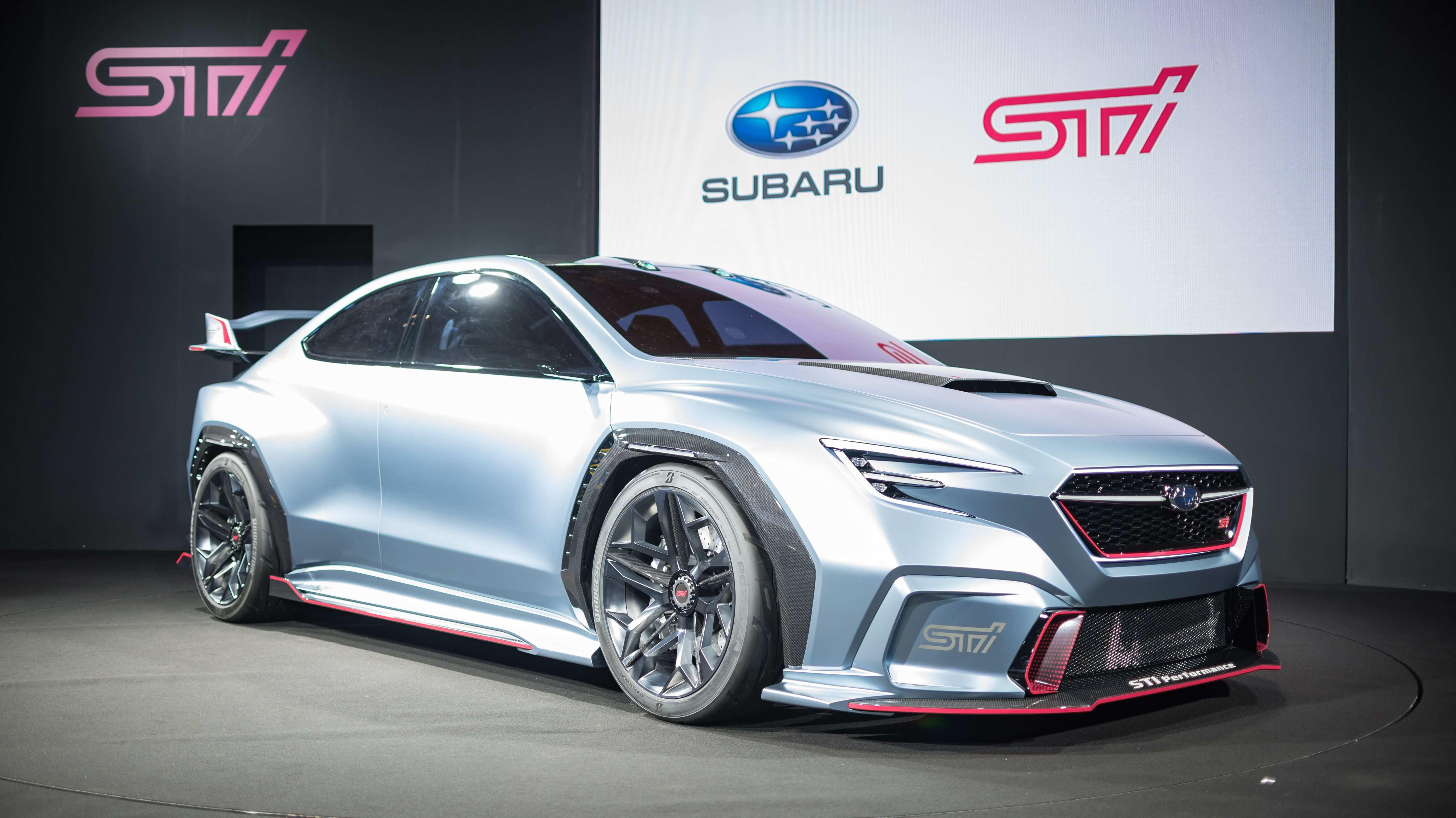 43 Great Subaru Sti 2020 Concept Specs with Subaru Sti 2020 Concept