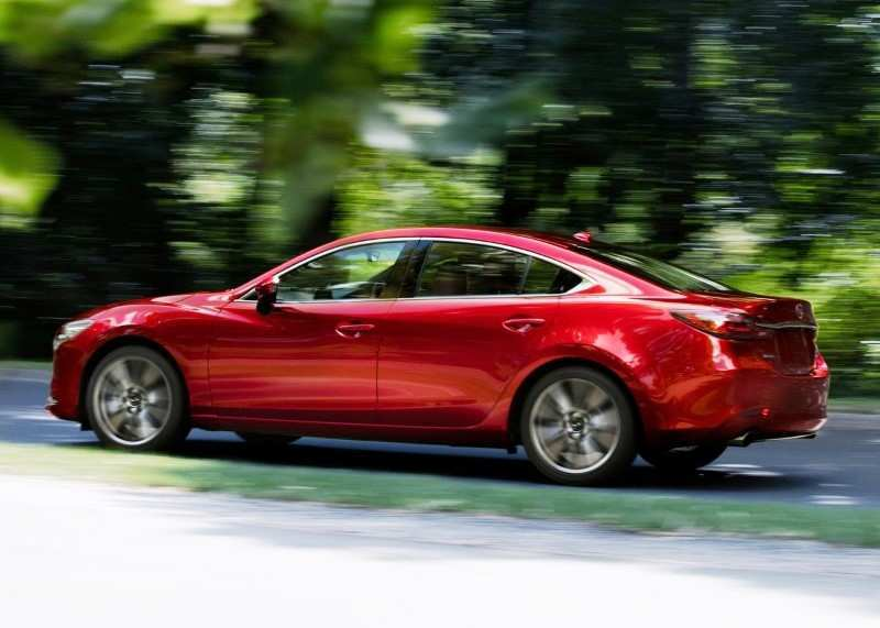 43 New 2020 Mazda 6 Awd History for 2020 Mazda 6 Awd