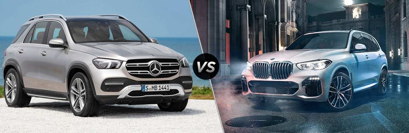 43 New 2020 Mercedes Gle Vs BMW X5 Wallpaper with 2020 Mercedes Gle Vs BMW X5