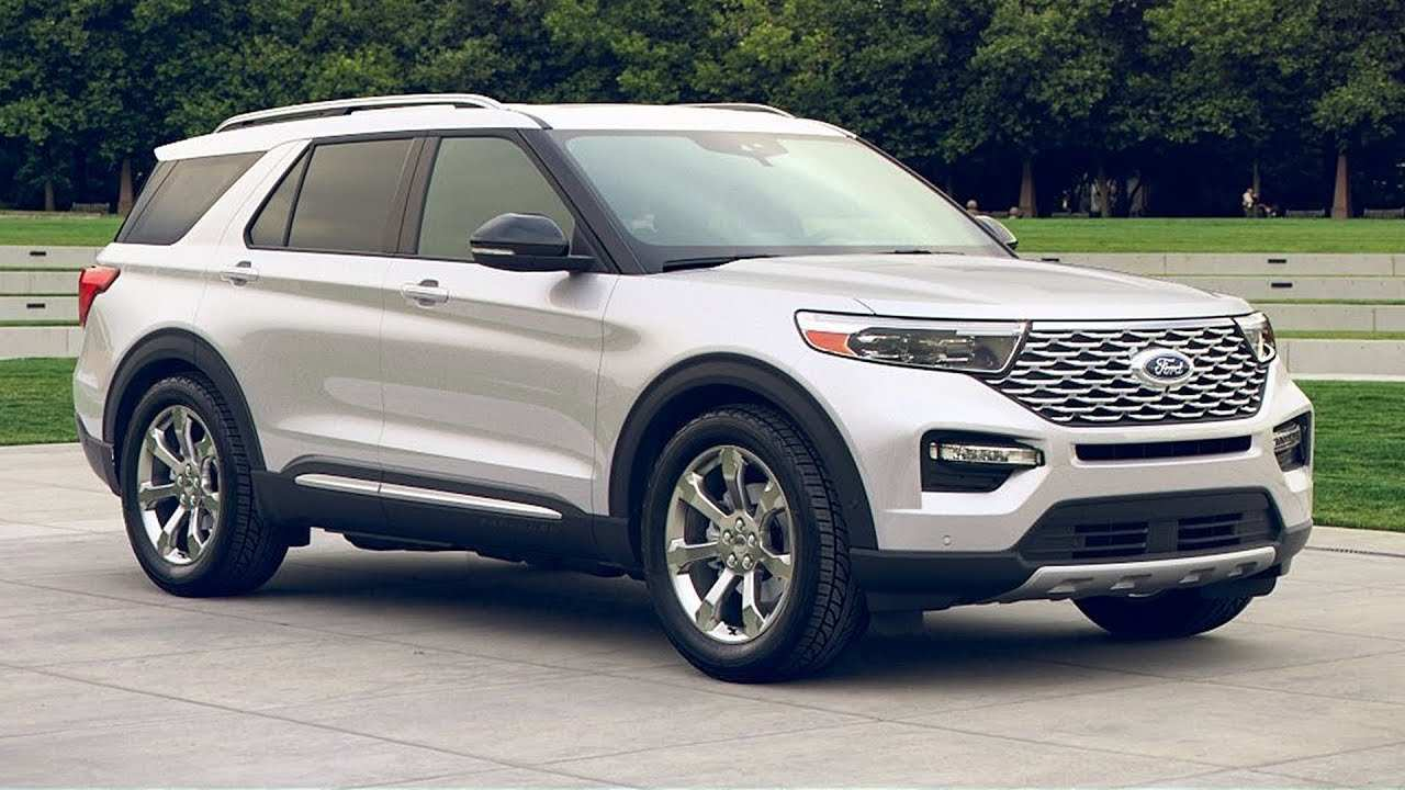 43 New Ford New Suv 2020 Model with Ford New Suv 2020