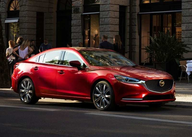 43 New Mazda 6 2020 Release Date Wallpaper with Mazda 6 2020 Release Date